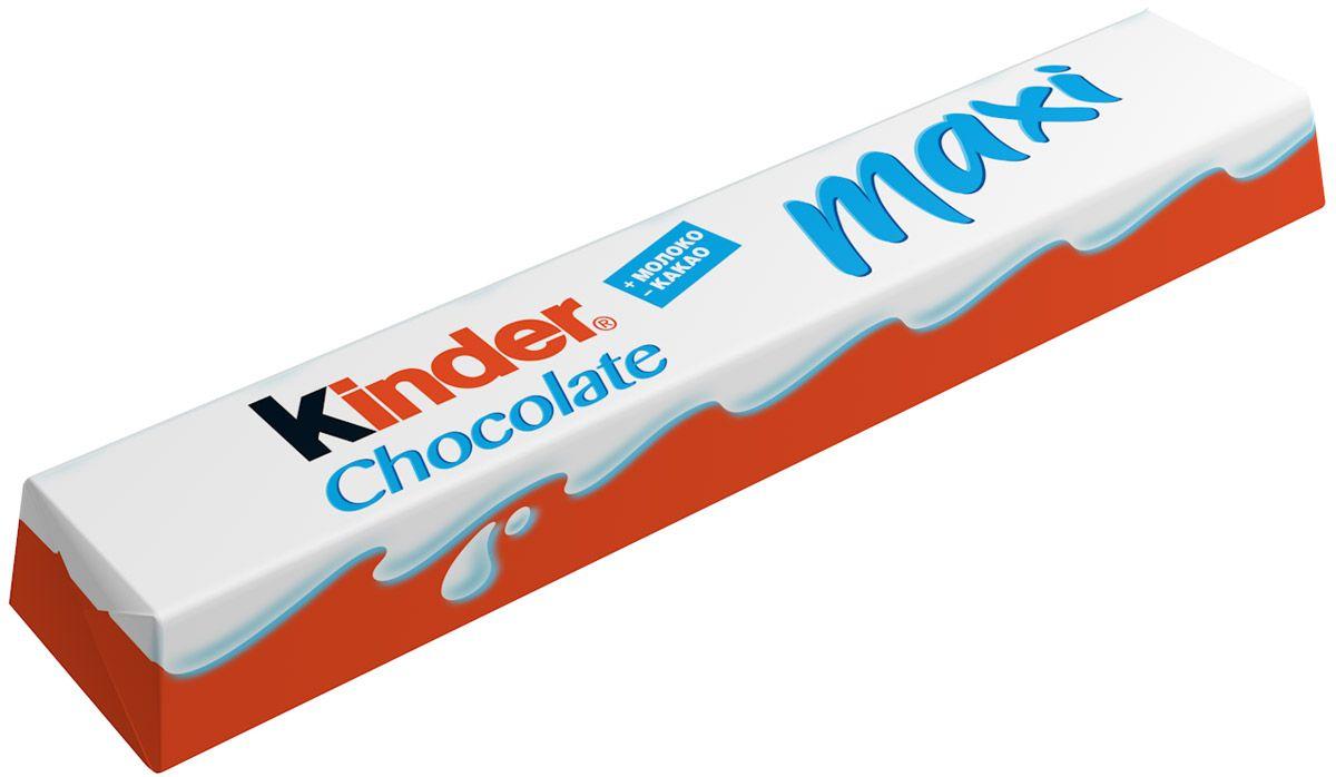 Шоколад Киндер мол. Макси  2шт