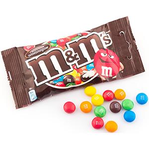 Драже М&M`s  Шоколадный