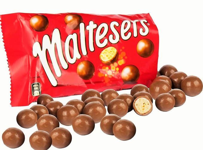 Maltesers шоколадные шарики
