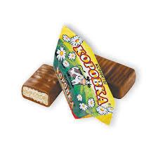 Конфеты шоколадно-вафельные в ассортименте