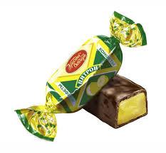 Конфеты шоколадно-помадные в ассортименте 1шт