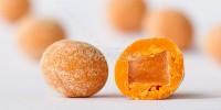 Ананас в апельсиновом шоколаде