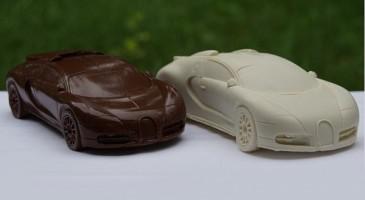 Автомобиль Bugatti Sport Veyron