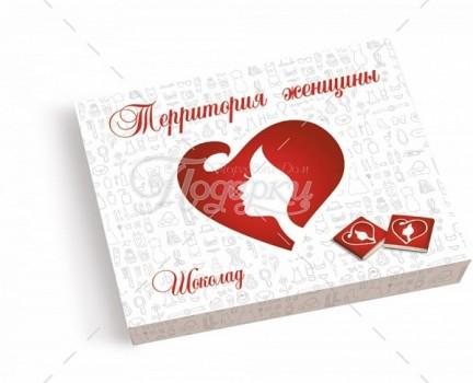 Территория женщины: сердце