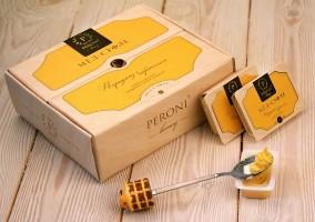 Порционный Мёд-суфле «Парадайз с абрикосом»
