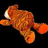 Новогодний подарок со сладостями тигренок Тигра