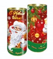 Подарок сладкий к новому году Дед Мороз