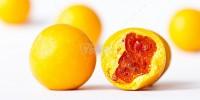 Кумкват, лимон и мята