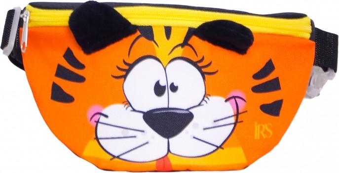 Подарок на новый год сумка поясная с логотипом