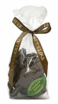 Яблочные кусочки в шоколаде с ликером Бейлис