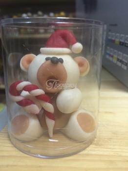 Новогодний мишка в асс.