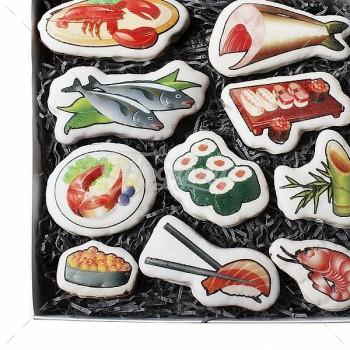 """""""Японская еда"""" средний"""