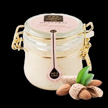 Мёд-суфле Амаретто с кокосом