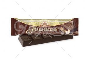 Бабаевский Шоколадно ванильный мусс