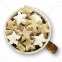 Сахарные звёздочки тростниковые