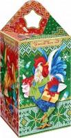 Новогодний подарок со сладостями Петушки 250гр
