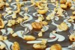 Яблоки, орехи и воздушная пшеница