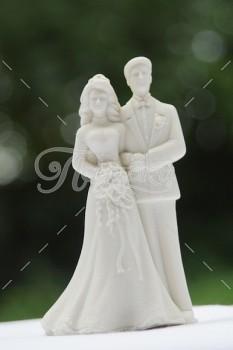 Свадебная фигурка мал №1