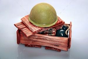 Ящик с боеприпасами