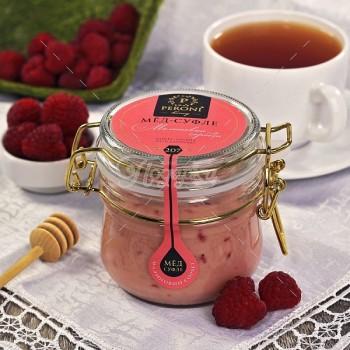 Мёд-суфле Малиновый сорбет