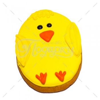 Желтый цыпленок