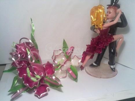 Танго в цветах