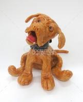 Рыжий пёс