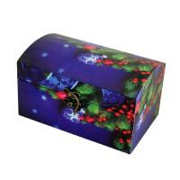 Сладкий новогодний подарок Сундук Новогодняя ночь