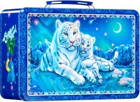 Сладкий подарок с тиграми Бенгал