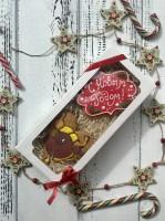 Набор пряников «Бык очаровашка с Новым годом»