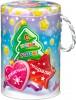 Сладкий новогодний подарок с символом года Киса