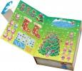 Новогодний подарок со сладостями Книга загадок