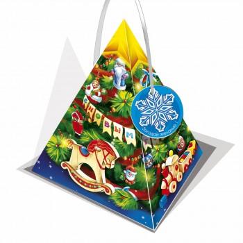 Сладкий новогодний подарок маска на маскарад Колпак Тиг
