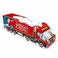 Новогодний подарок в красивой упаковке Шоко-экспресс