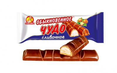 """Батончик """"Обыкновенное чудо"""""""