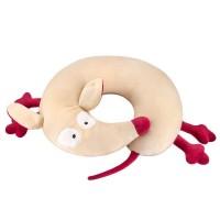Новогодний подарок мягкая игрушка  мышка Анфиска