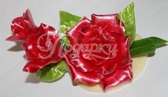 Розы трио