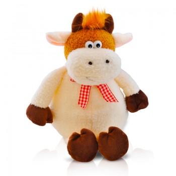 Сладкая мягкая игрушка бык Муленок