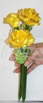Букет 3 розы