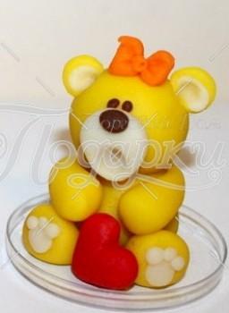 Мишка желтый