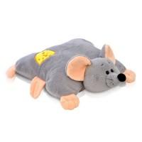 Подарок подушка Дор блю символ года мышонок