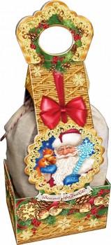 Сладкий новогодний подарок Мешок Морозушки