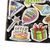 День рождения средний