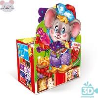 Новогодний подарок на год Крысы Миккис