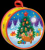 Сладкий новогодний подарок Искорка 350 гр