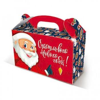 Сладкий новогодний подарок Санта Мания
