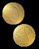 Сладкий новогодний подарок Медаль - символ года 25 гр