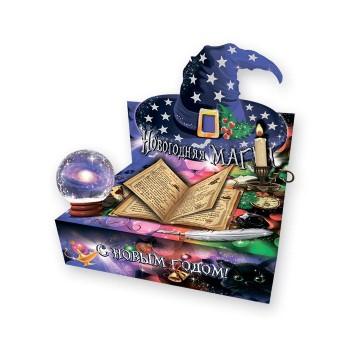 Подарок на новый год с игрой Магия