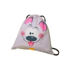 Новогодний подарок мешок с логотипом