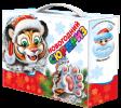 Новогодний подарок с конфетами детям Новогодний сюрприз